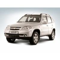 Chevrolet NIVA- ВАЗ-2123