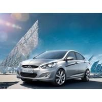 Hyundai Solaris - Accent IV- Verna