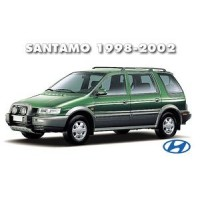 Hyundai Santamo Mini-Van