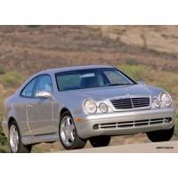 Mercedes W208 CLK