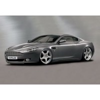 Aston Martin DB9 2D