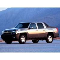 Chevrolet AVALANCHE-SUBURBAN -ESCALADE -TAHOE