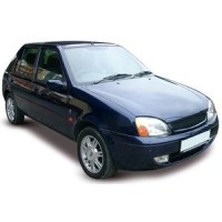 Ford Fiesta V -COURIER