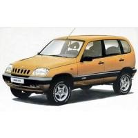 ВАЗ-2123 - Chevrolet NIVA