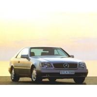 Mercedes W140 500 SEC Coupe