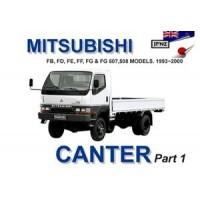 Mitsubishi Canter FE600