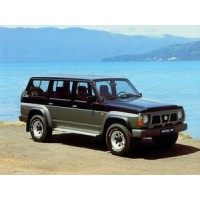 Nissan Patrol -Safari