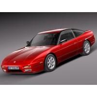 Nissan 200 SX I - Silvia S13