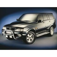 SsangYong Musso- Sports 4D Pick-Up