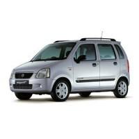 Suzuki R plus Mini Van 8019