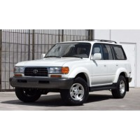 Toyota Land Cruiser FJ80