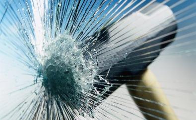 Бронированные пуленепробиваемые стекла